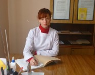 Васильева Юлия, медсестра
