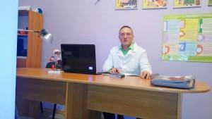Воловик Игорь Васильевич - врач-нарколог